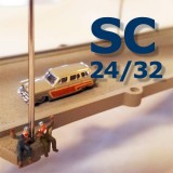 Slot Car 32/24 Scale