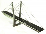 "40"" HO Slot Car Suspension Bridge - CSW40SCH"