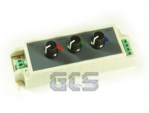 Lighting Controller, 3 Channel