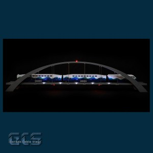 "36"" HO Scale Arch Bridge, AR36H"