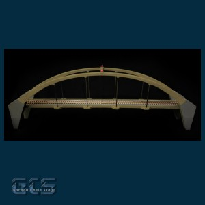 "15"" Arch Bridge, AR15"